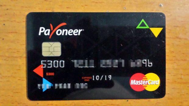 payonner card
