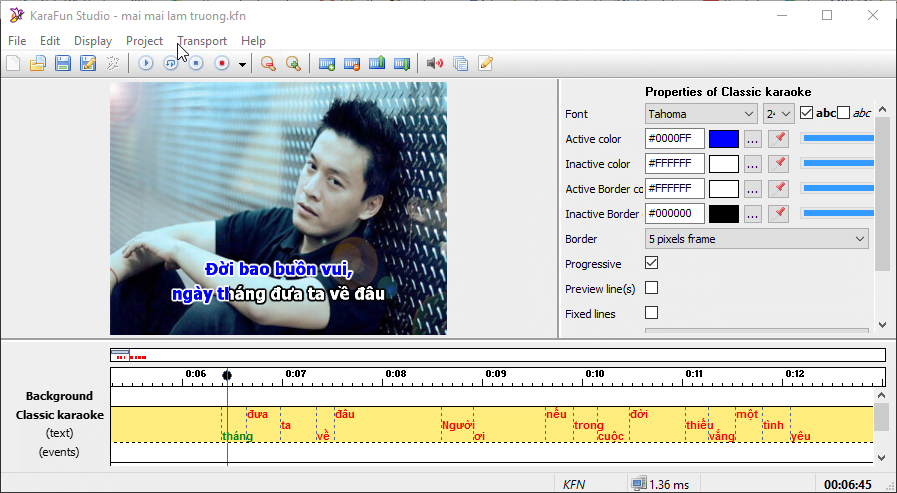 Làm Karaoke chuyên nghiệp cùng Karafun Studio