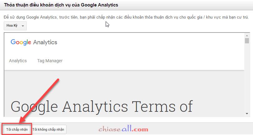 google analytic 4 chiaseall