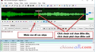 hướng dẫn cách làm video lyric trên máy tính