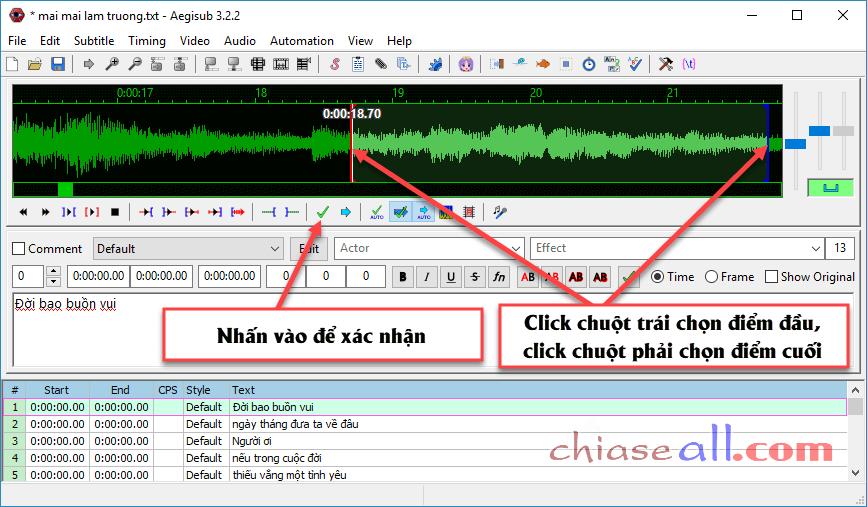 cách làm video lyric trên máy tính 2
