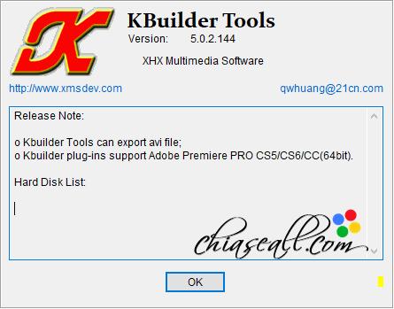 Kbuiler 5 phần mềm làm karaoke chuyên nghiệp