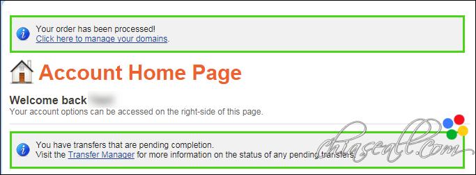 transfer domain from godaddy to namesilo 6