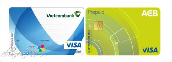 acb vietcombank visa