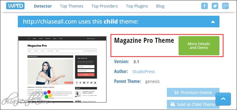 hướng dẫn Cách copy theme của trang web khác