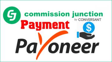 payment on cj via payoneer