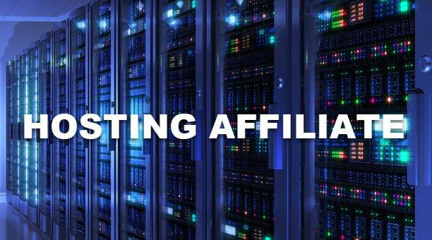 top chương trình hosting affiliate