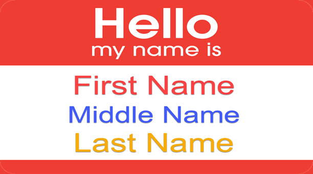 Remove term: điền First Name Last Name trong tiếng Anh điền First Name Last Name trong tiếng Anh