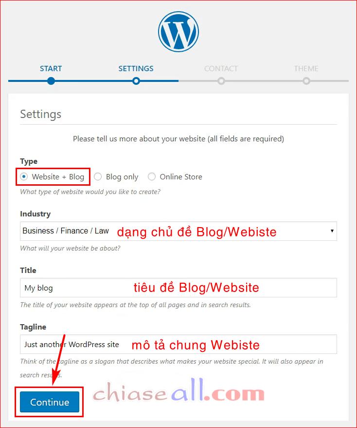 Hướng dẫn cài đặt Wordpress trên Hosting Godaddy có Cpanel