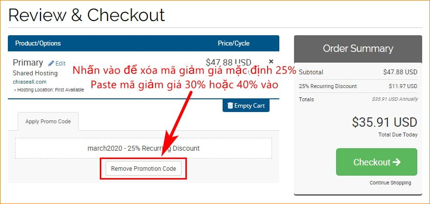 mã giảm giá hawkhost 40%