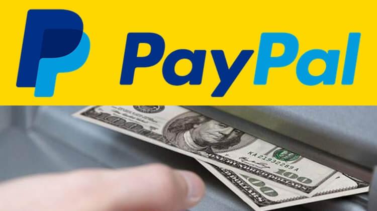 rút tiền paypal về tài khoản ngân hàng