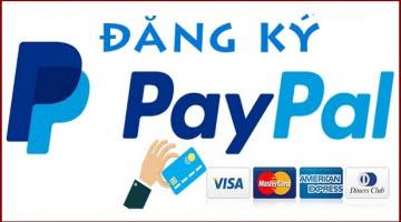 đăng ký paypal, tạo tài khoản paypal, đăng ký tài khoản paypal