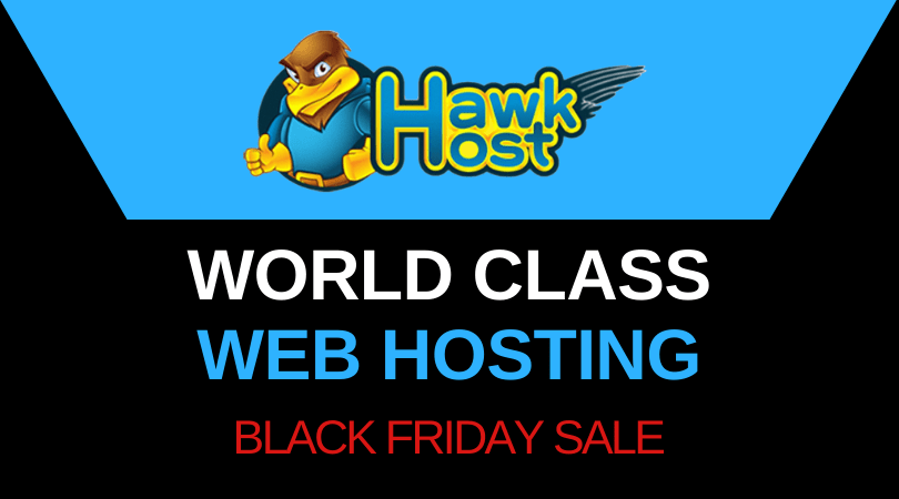 hawk host black friday