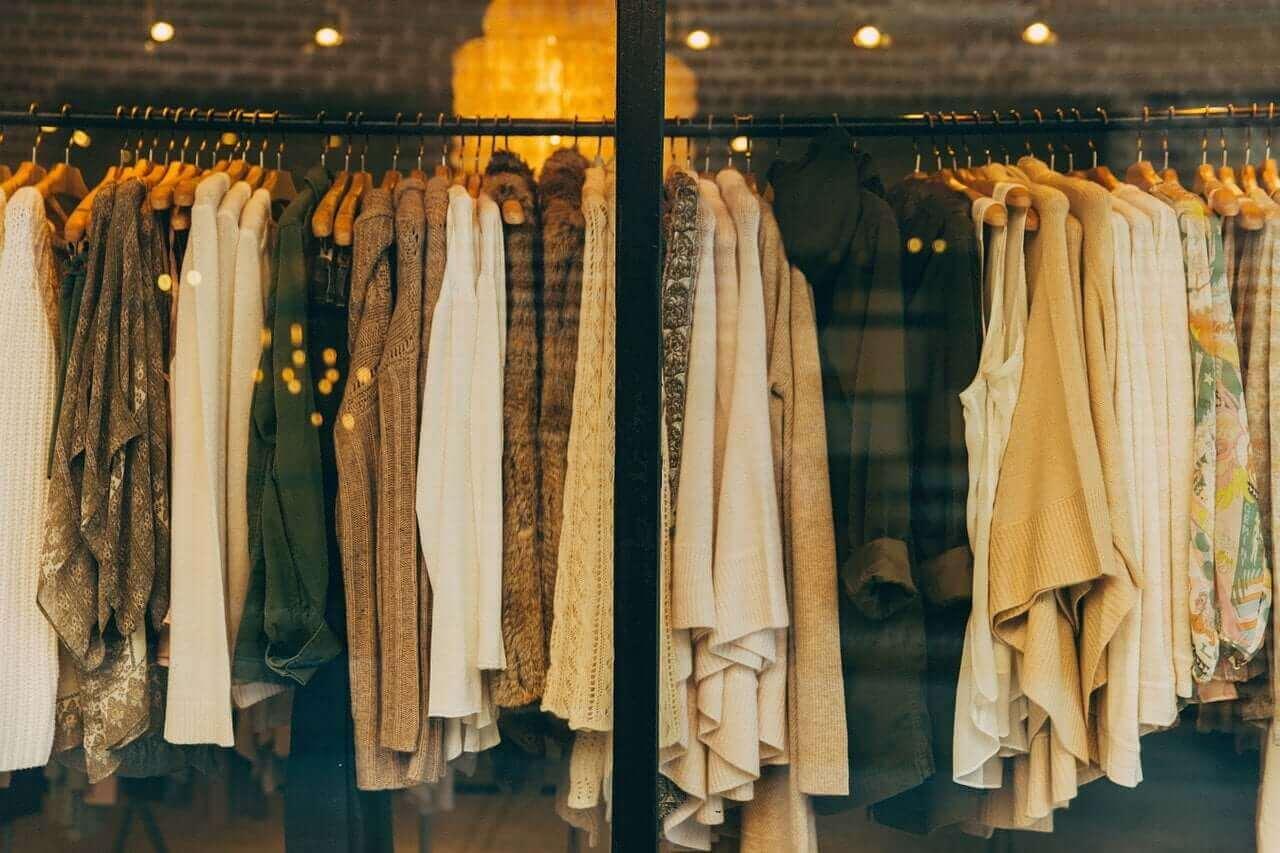 bán áo quần online