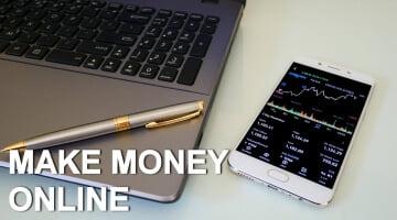 cách kiếm tiền online trên điện thoại