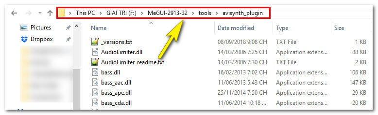hướng dẫn cài đặt vsfiltermod cho Megui Aegisub