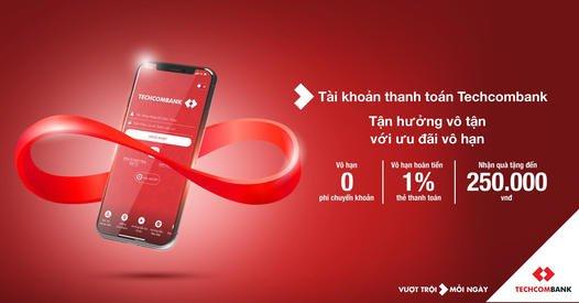 app kiếm tiền online Techcombank