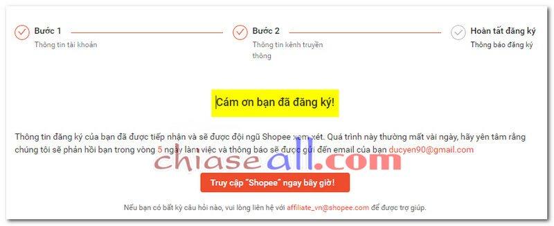 shopee affiliate tiếp thị liên kết shopee
