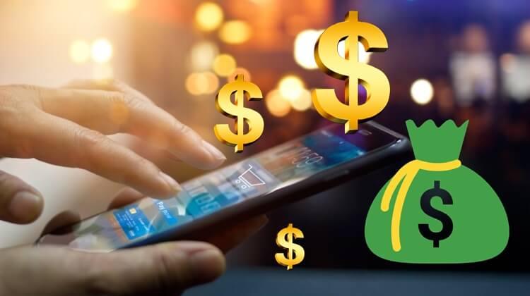 App kiếm tiền online