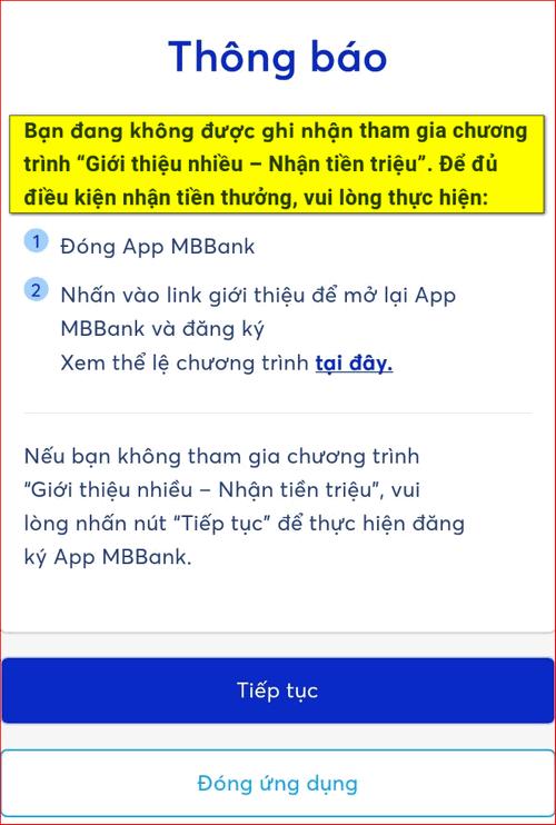 kiếm tiền trên mbbank