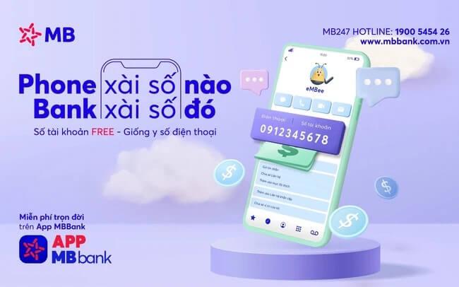 kiếm tiền với App MB Bank