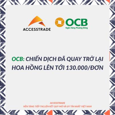 kiếm tiền với ocb