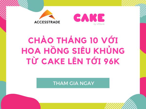 giới thiệu cake kiếm tiền