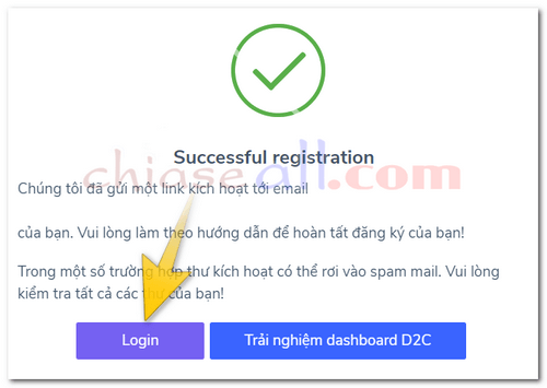 đăng ký tài khoản accesstrade 2
