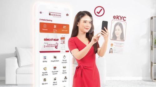 Mở tài khoản ngân hàng agribank online